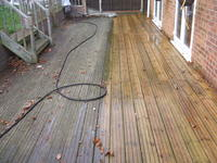 Decking  Cleaning & Treatment image